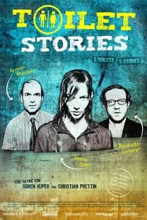 Toilet Stories - Poster / Capa / Cartaz - Oficial 1