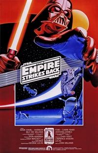Star Wars: Episódio V - O Império Contra-Ataca - Poster / Capa / Cartaz - Oficial 10
