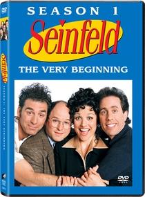 Seinfeld (1ª Temporada) - Poster / Capa / Cartaz - Oficial 2