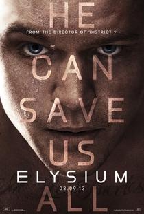 Elysium - Poster / Capa / Cartaz - Oficial 3