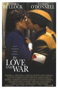 No Amor e na Guerra - Poster / Capa / Cartaz - Oficial 5