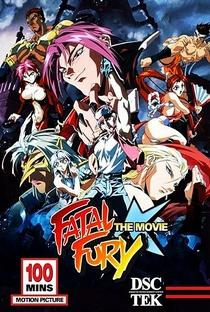 Fatal Fury 3: A Fúria - Poster / Capa / Cartaz - Oficial 3