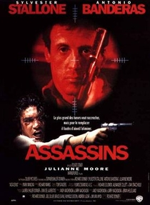 Assassinos - Poster / Capa / Cartaz - Oficial 3