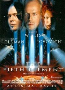 O Quinto Elemento - Poster / Capa / Cartaz - Oficial 3