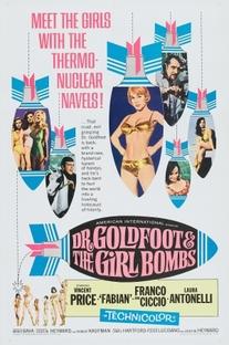 Bonecas Explosivas - Poster / Capa / Cartaz - Oficial 1