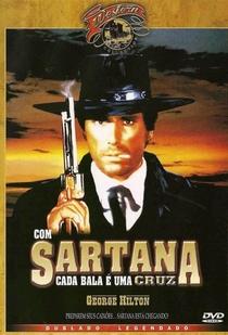 Com Sartana Cada Bala é Uma Cruz - Poster / Capa / Cartaz - Oficial 4