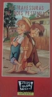 As Aventuras de 2 Pestinhas - Poster / Capa / Cartaz - Oficial 3