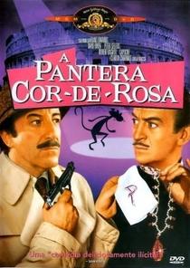 A Pantera Cor-de-Rosa - Poster / Capa / Cartaz - Oficial 4