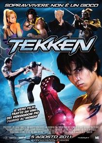 Tekken - Poster / Capa / Cartaz - Oficial 3