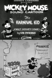 The Karnival Kid - Poster / Capa / Cartaz - Oficial 1