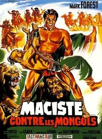 Hércules Contra os Mongóis - Poster / Capa / Cartaz - Oficial 2