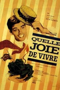 Que Alegria de Viver! - Poster / Capa / Cartaz - Oficial 1