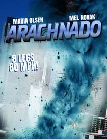 Arachnado - Poster / Capa / Cartaz - Oficial 1