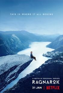 Ragnarok (1ª Temporada) - Poster / Capa / Cartaz - Oficial 1