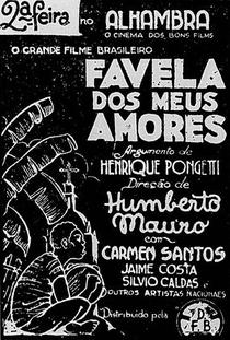 Favela dos meus amores - Poster / Capa / Cartaz - Oficial 1