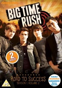 Big Time Rush - 3ª Temporada - Poster / Capa / Cartaz - Oficial 1