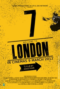 7 Welcome to London - Poster / Capa / Cartaz - Oficial 3