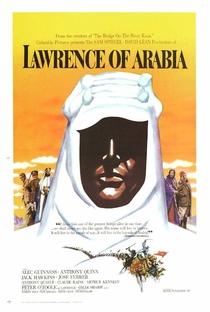Lawrence da Arábia - Poster / Capa / Cartaz - Oficial 1