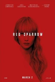 Operação Red Sparrow - Poster / Capa / Cartaz - Oficial 1