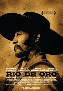 Rio de Ouro - Poster / Capa / Cartaz - Oficial 1