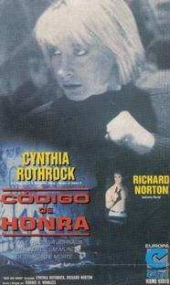 Código de Honra  - Poster / Capa / Cartaz - Oficial 2