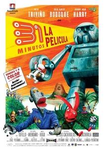 31 Minutos - O Filme - Poster / Capa / Cartaz - Oficial 2