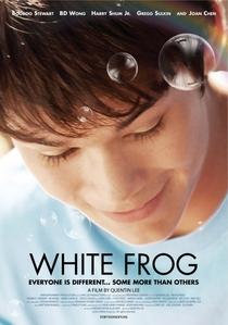 White Frog - Poster / Capa / Cartaz - Oficial 1