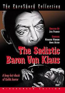 O Sádico Barão Von Klaus - Poster / Capa / Cartaz - Oficial 1