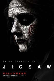 Jogos Mortais: Jigsaw - Poster / Capa / Cartaz - Oficial 21