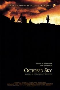 O Céu de Outubro - Poster / Capa / Cartaz - Oficial 1