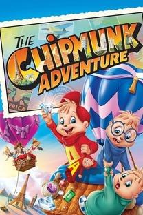As Aventuras dos Chipmunk's - Poster / Capa / Cartaz - Oficial 2