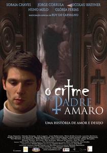 O Crime do Padre Amaro - Poster / Capa / Cartaz - Oficial 1