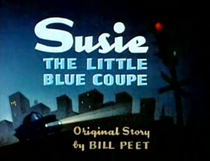 Susie the Little Blue Coupe - Poster / Capa / Cartaz - Oficial 1