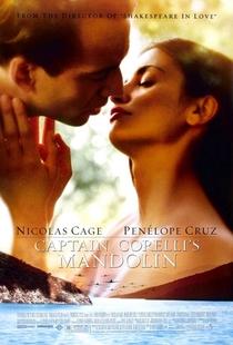 O Capitão Corelli - Poster / Capa / Cartaz - Oficial 1