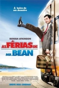 As Férias de Mr. Bean - Poster / Capa / Cartaz - Oficial 2