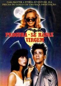 Procura-se Rapaz Virgem - Poster / Capa / Cartaz - Oficial 4