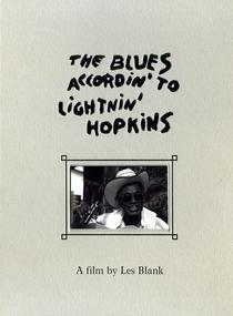 The Blues Accordin' to Lightnin' Hopkins - Poster / Capa / Cartaz - Oficial 4