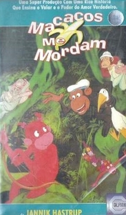 Macacos me Mordam - Poster / Capa / Cartaz - Oficial 1