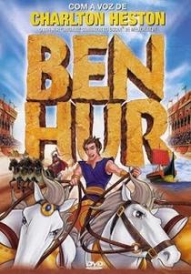 Ben Hur, animação - Poster / Capa / Cartaz - Oficial 2