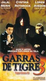 Garras de Tigre 3 - Poster / Capa / Cartaz - Oficial 1
