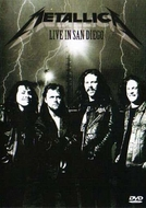 Metallica: Live in San Diego (Metallica: Live in San Diego)