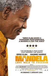 Mandela – O Caminho Para a Liberdade - Poster / Capa / Cartaz - Oficial 6