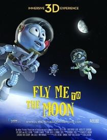 Os Mosconautas no Mundo da Lua - Poster / Capa / Cartaz - Oficial 2