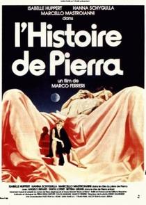 A Estória de Piera - Poster / Capa / Cartaz - Oficial 1