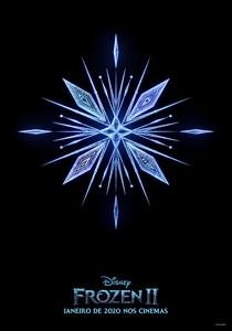 Frozen II - Uma Aventura Congelante - Poster / Capa / Cartaz - Oficial 1