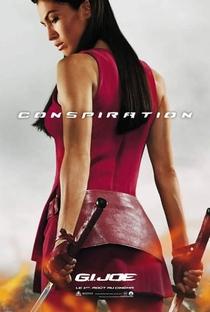 G.I. Joe: Retaliação - Poster / Capa / Cartaz - Oficial 10