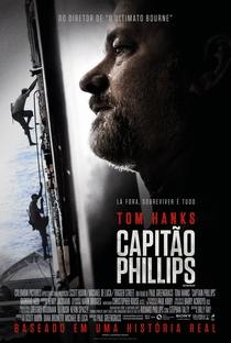 Capitão Phillips - Poster / Capa / Cartaz - Oficial 3