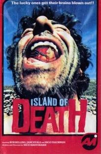 A Ilha da Morte - Poster / Capa / Cartaz - Oficial 1