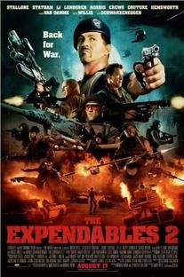 Os Mercenários 2 - Poster / Capa / Cartaz - Oficial 7