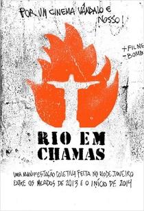 Rio em Chamas - Poster / Capa / Cartaz - Oficial 1